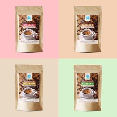 """Набор кофе в зернах """"Кофемания"""" (Стартовый набор)"""