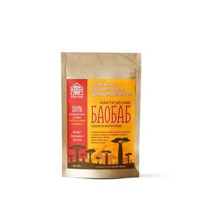 «Порошок из мякоти плодов баобаба» – 50 шт. Жилищная программа