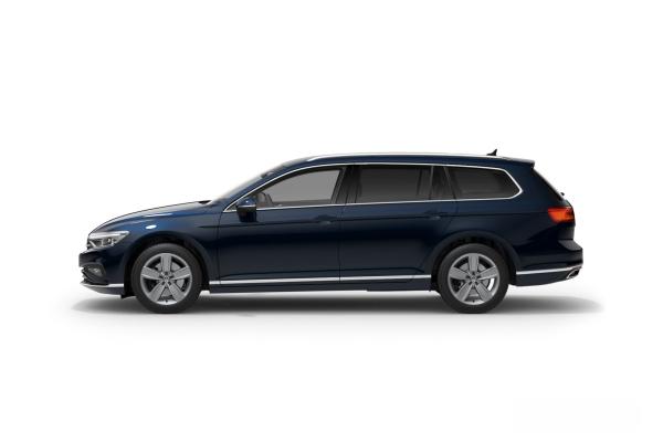 Volkswagen Nowy Passat Variant