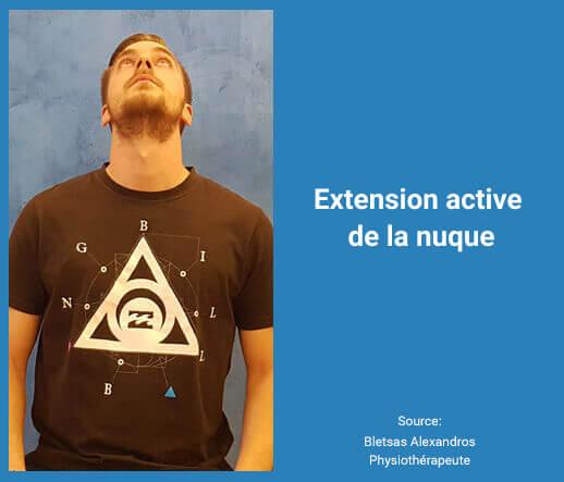 Exercices actifs libres 4