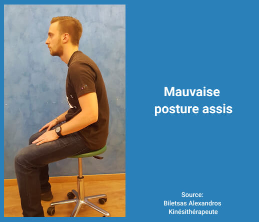 Mauvaises et bonnes postures 1