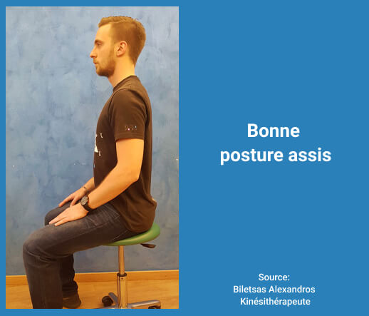 Mauvaises et bonnes postures 2