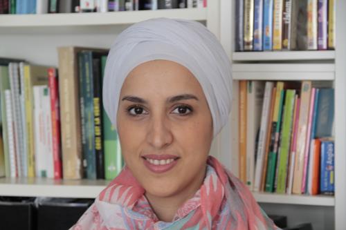 Najlae Laghzioui