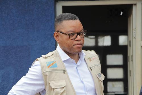 Dr Christian Yamashiba Kasongo