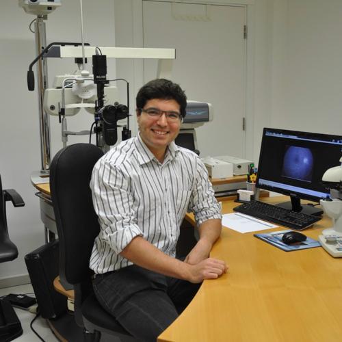 dr zaid aouchar  ophtalmologue   prenez rendez