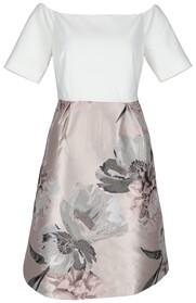 Cathiey Damen Kleid