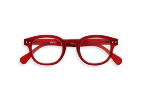 Reading #C Red +1 Lesebrille