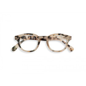 Reading #C Light Tortoise +3 Lesebrille