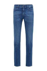 Slim-Fit Jeans aus italienischem Denim