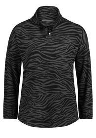 Casual-Sweatshirt mit Jacquard