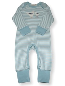 Baby Overall mit Applikation