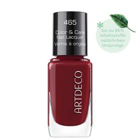Color & Care Nail Lacquer 465 - Beloved Burgundy