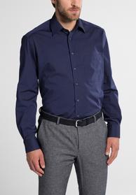 Langarm Hemd Comfort Struktur