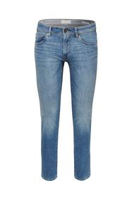 Stretch-Jeans mit Used-Waschung