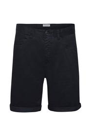 Basic-Shorts aus 100% Baumwolle