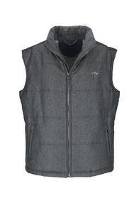 Wool Look Vest