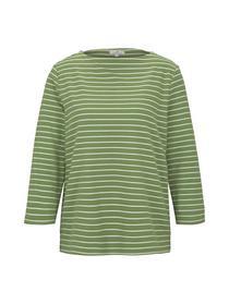 Gestreiftes Ottoman Sweatshirt