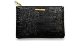 Celine Perfect Brieftasche - Croc