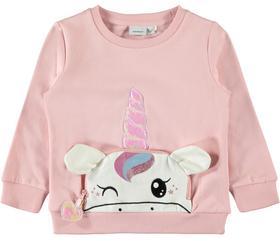 Applikation Sweatshirt