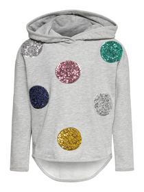 Detailreiches Sweatshirt
