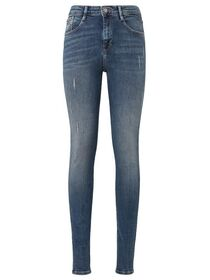 Lucy | Super Skinny Jeans mit Distressed