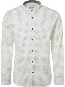 All Over Printed Stretch Shirt