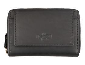 Leder Portemonnaie Ascot