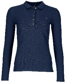 Langarm-Poloshirt HERITAGE