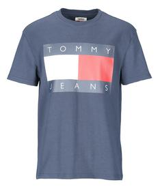 T-Shirt mit Tommy Heritage Flag
