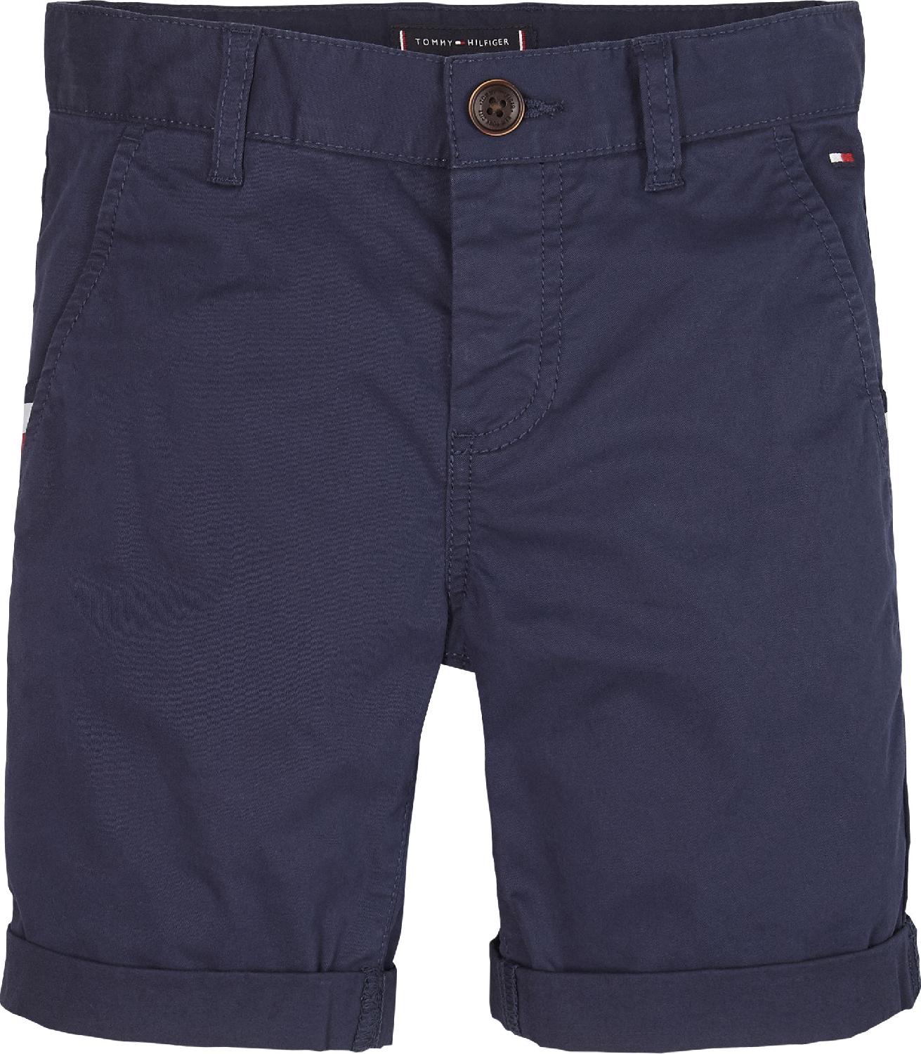 Essential Chino-Shorts aus Bio-Baumwolle