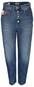 Tapered Mom Fit Recycling-Jeans
