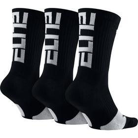 Basketballsocken (3 Paar) Nike Elite Crew