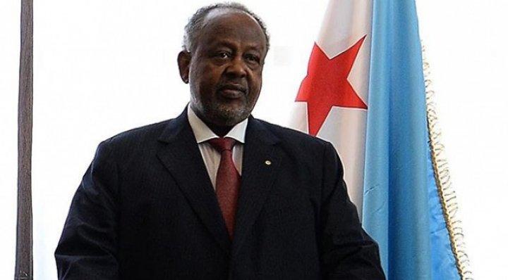 İsmail Ömer Gulle - Cibuti