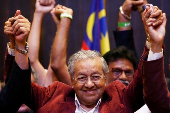 Mahathir Muhammed - Malezya