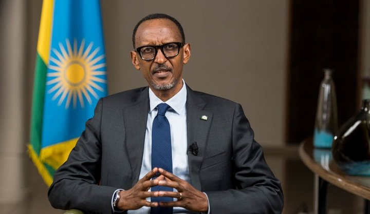 Paul Kagame - Ruanda