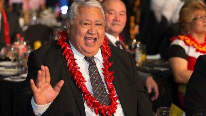 Tuilaepa Aiono Sailele Malielegaoi - Samoa