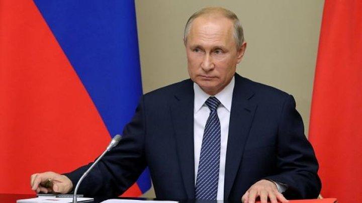 Vlademir Putin - Rusya