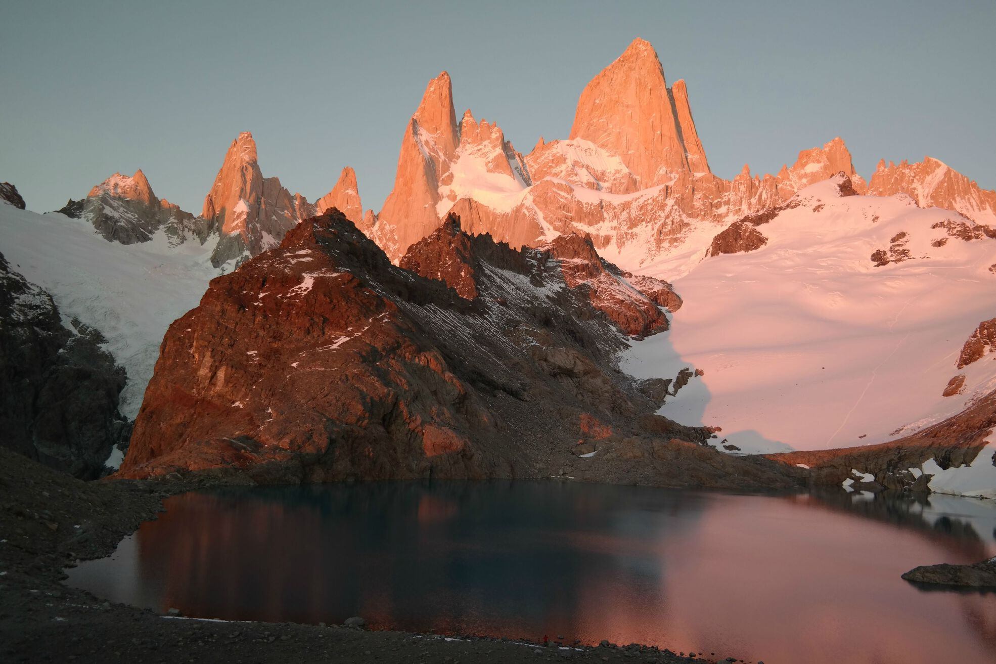 Sunset Fitz Roy