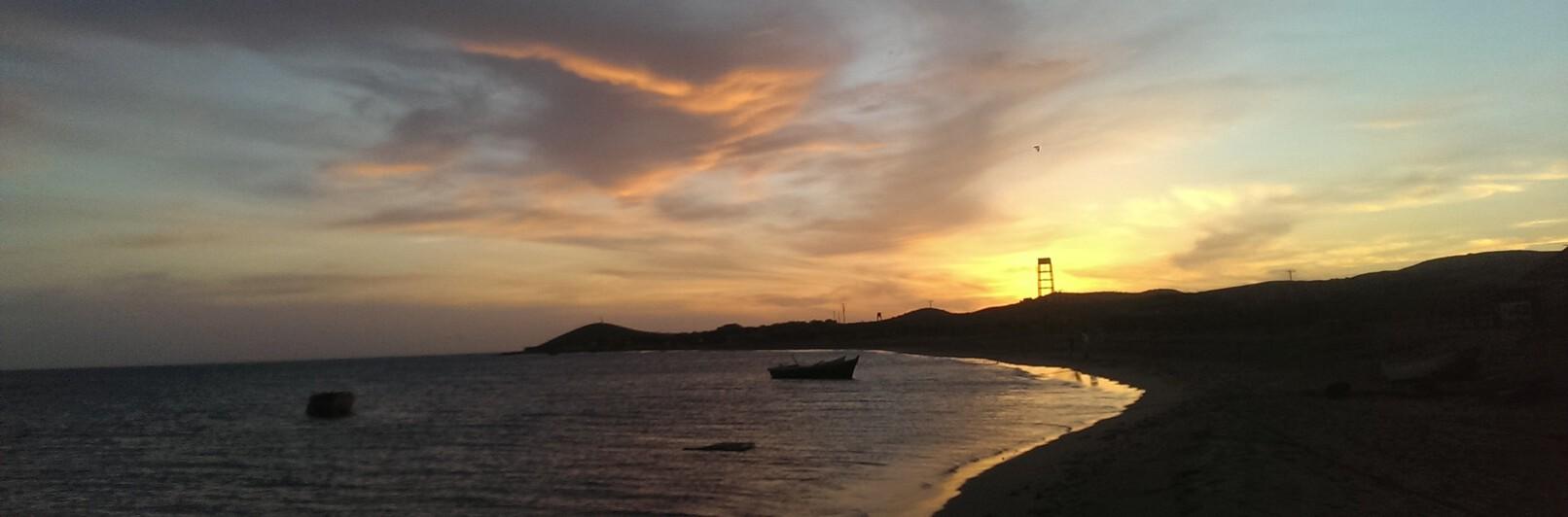 Zonsondergang Cabo