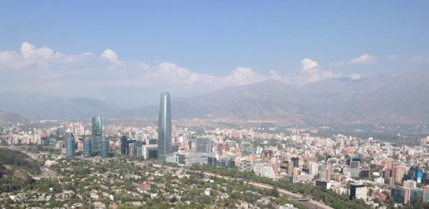 Skyline Santiago