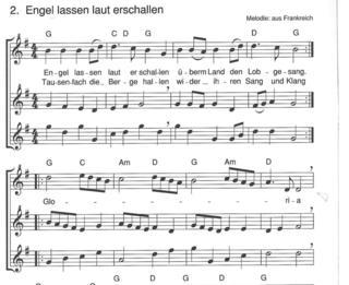 Flöten Noten Weihnachtslieder.Die Schönsten Weihnachtslieder Noten Blockflöte Arr Christa