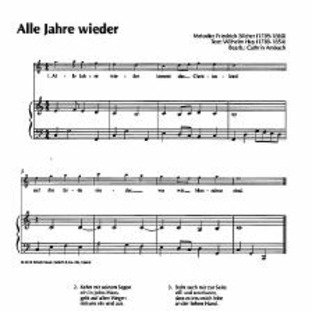 Weihnachtslieder Noten Und Texte Kostenlos.Dvo Druck Und Verlag Obermayer Gmbh