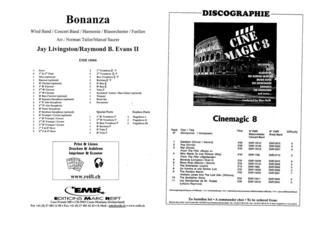 Bonanza Melodie