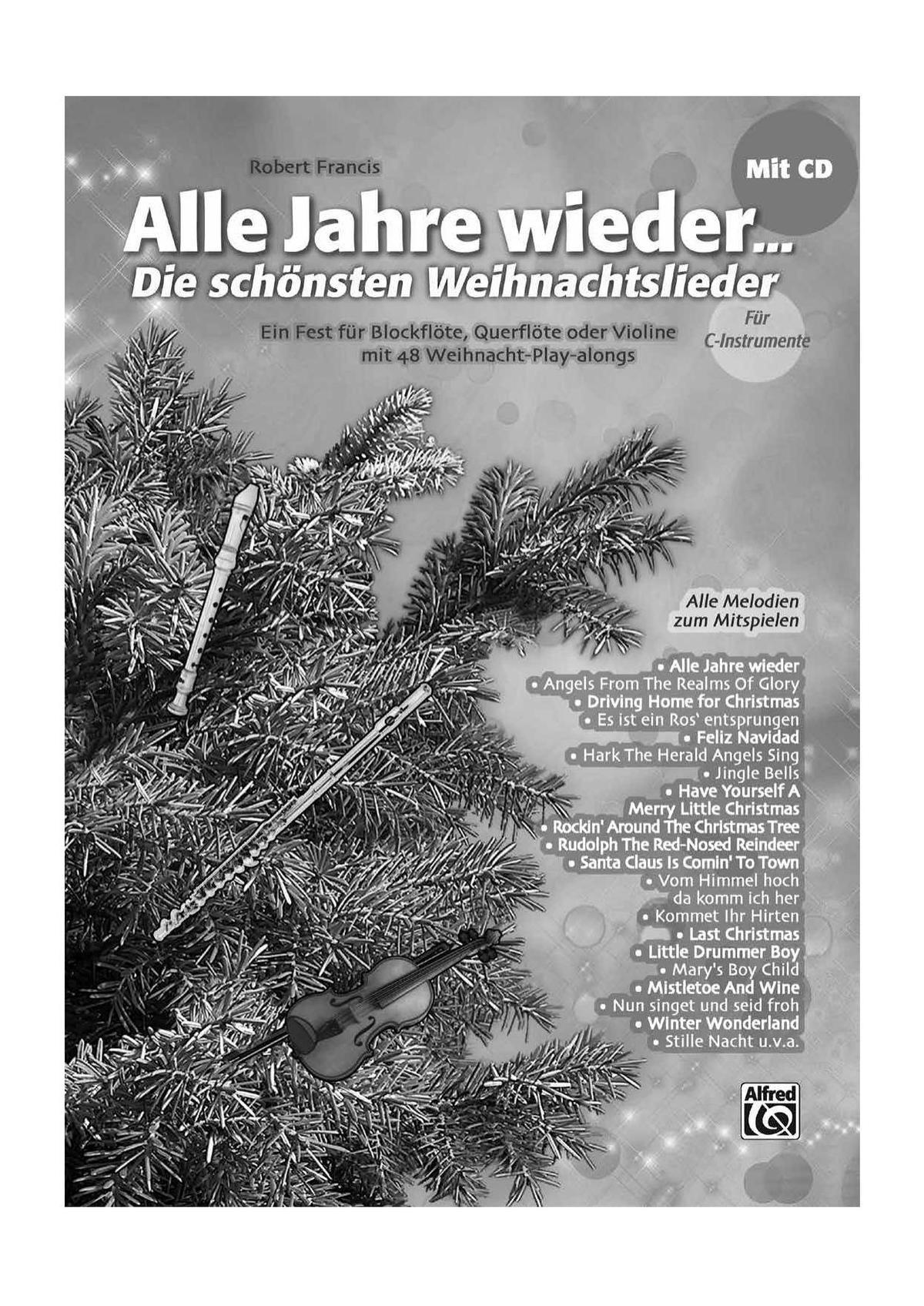 Die Schönsten Weihnachtslieder Englisch.Dvo Druck Und Verlag Obermayer Gmbh