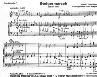 Steigermarsch