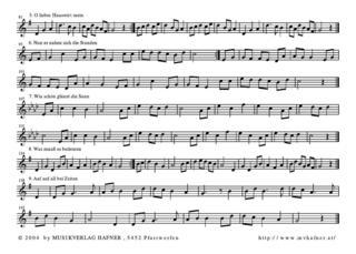 Kirchen Weihnachtslieder.Weihnachtslieder Noten Gemischtes Ensemble Traditional Arr