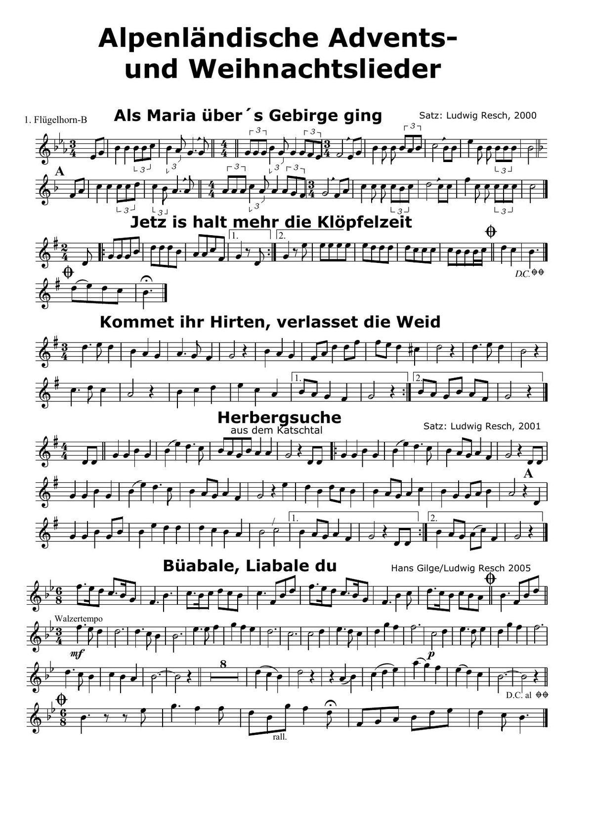 Alpenländische Weihnachtslieder Noten.Dvo Druck Und Verlag Obermayer Gmbh