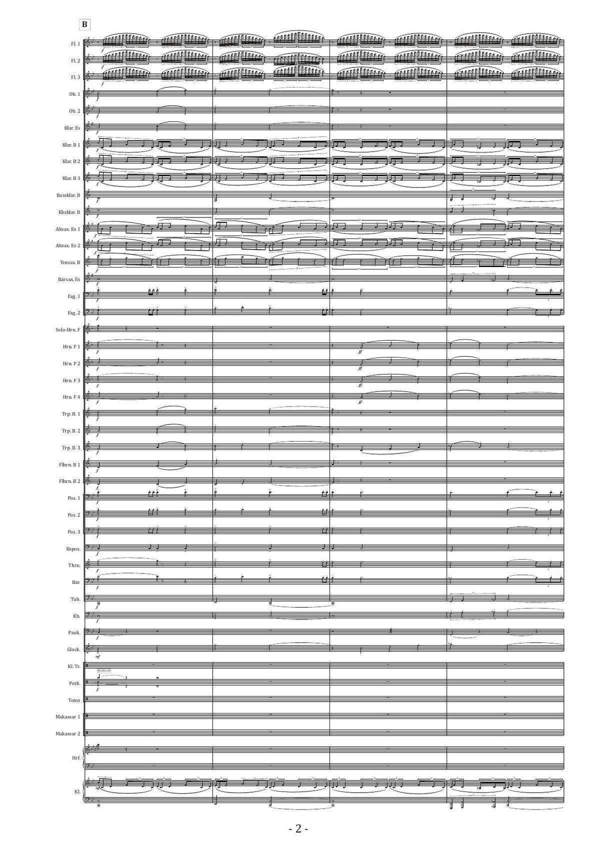 Ebenholz Blasorchester