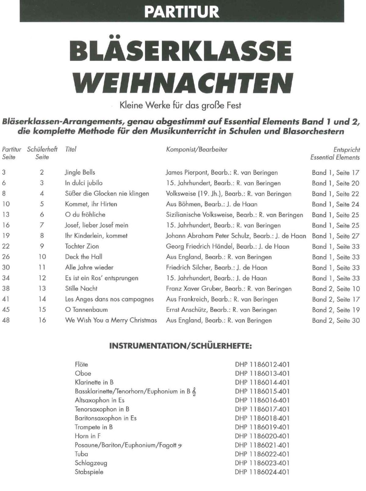 Oh Tannenbaum Flöte.Dvo Druck Und Verlag Obermayer Gmbh