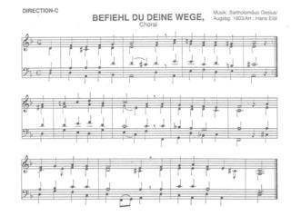 Guter kostenlos segen noten dein gott Kirchenmusik der